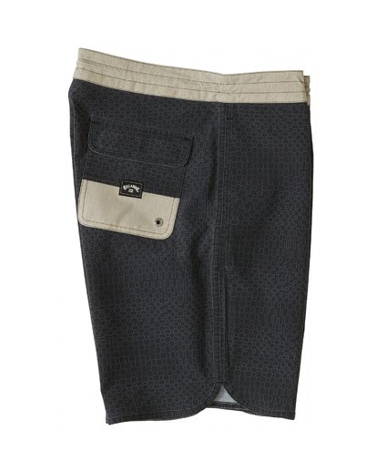 3 73 Lo Tides Boardshorts Black M1391BSL Billabong