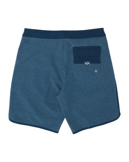 1 73 Lo Tides Boardshorts Blue M1391BSL Billabong