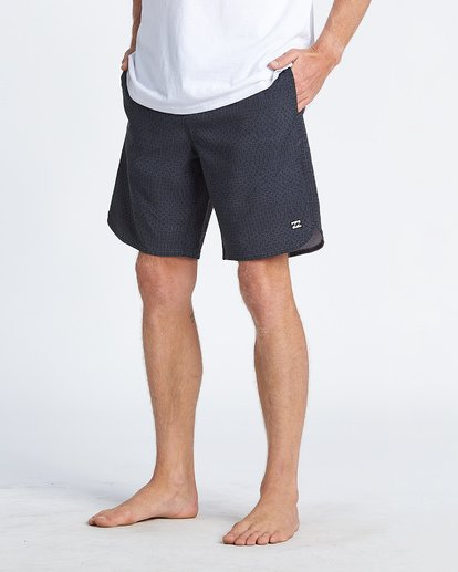 8 73 Lo Tides Boardshorts Black M1391BSL Billabong