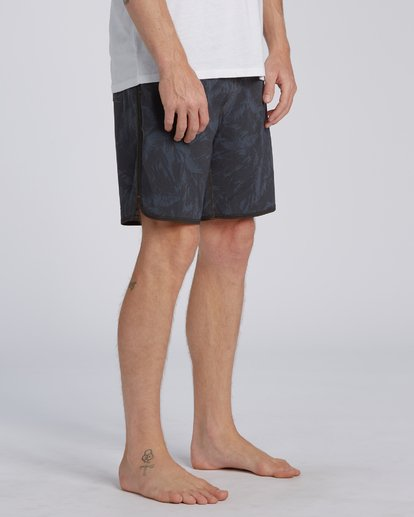 "5 73 Lo Tides Boardshort 19"" Black M1391BSL Billabong"