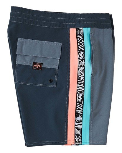3 Dbah Lo Tide Boardshorts Grey M1403BDL Billabong