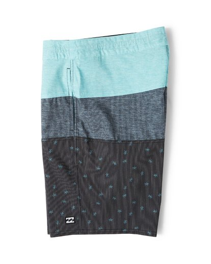 3 Tribong LT Boardshorts Black M140TBTB Billabong