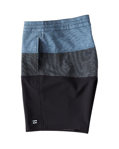 2 Tribong LT Boardshorts Black M140TBTB Billabong