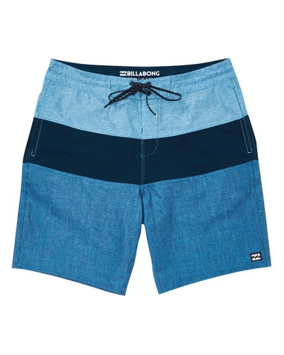 0 Tribong LT Boardshorts Blue M140TBTB Billabong
