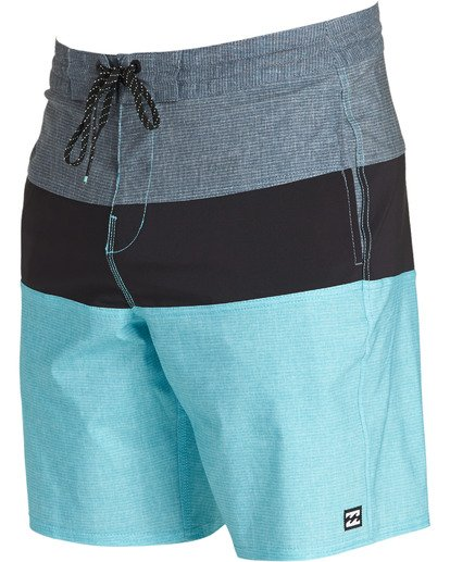 2 Tribong LT Boardshorts Blue M140TBTB Billabong