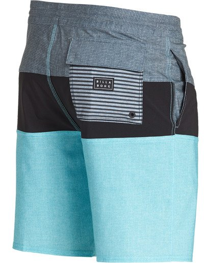 3 Tribong LT Boardshorts Green M140TBTB Billabong