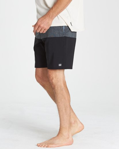 9 Tribong LT Boardshorts Black M140TBTB Billabong
