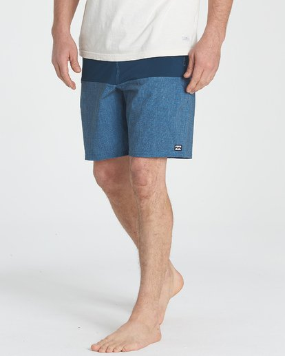 5 Tribong LT Boardshorts Blue M140TBTB Billabong