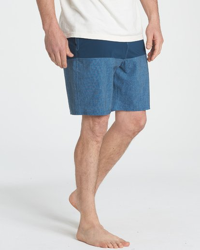 6 Tribong LT Boardshorts Blue M140TBTB Billabong