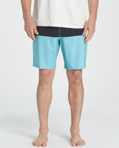 4 Tribong LT Boardshorts Blue M140TBTB Billabong