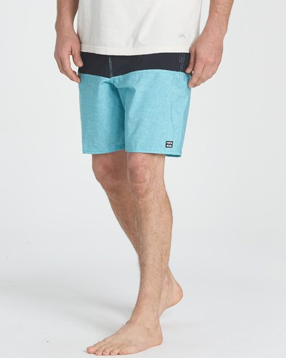 5 Tribong LT Boardshorts Green M140TBTB Billabong