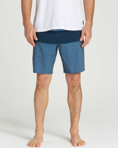 8 Tribong LT Boardshorts Blue M140TBTB Billabong