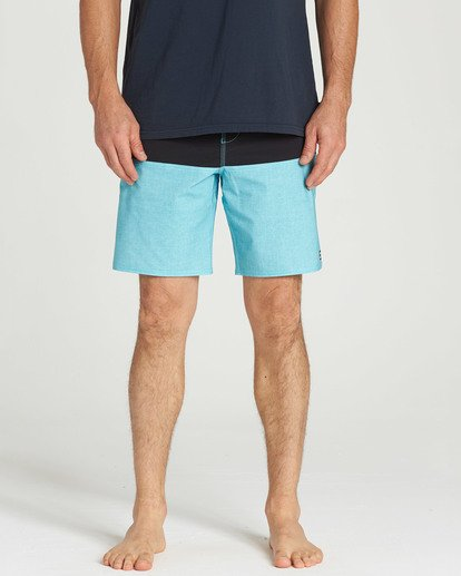 8 Tribong LT Boardshorts Green M140TBTB Billabong
