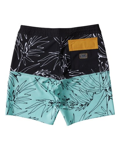 1 Fifty50 LT Boardshorts Blue M141TBFI Billabong