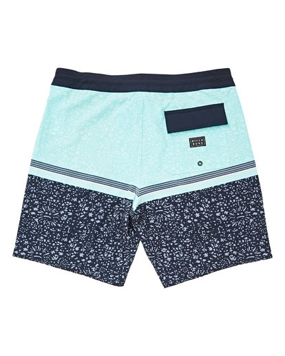1 Fifty50 LT Boardshorts Grey M141TBFI Billabong