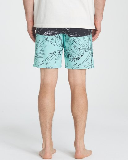 11 Fifty50 LT Boardshorts Blue M141TBFI Billabong