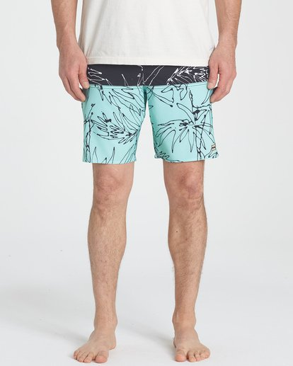 8 Fifty50 LT Boardshorts Blue M141TBFI Billabong