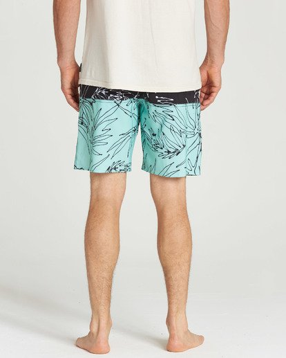 13 Fifty50 LT Boardshorts Blue M141TBFI Billabong