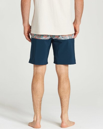 5 Fifty50 LT Boardshorts Blue M141TBFI Billabong
