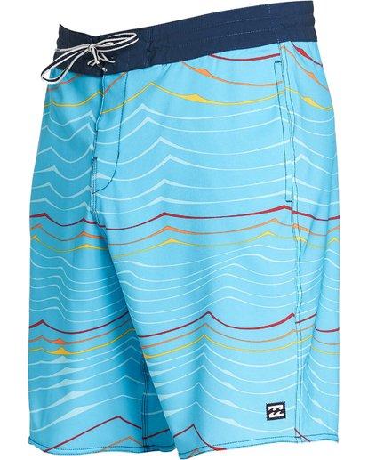 1 Sundays Lo Tides Boardshorts Blue M142NBSU Billabong