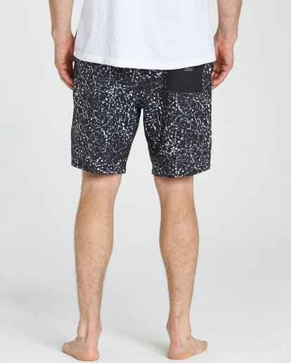 4 Sundays Lo Tides Boardshorts  M142NBSU Billabong