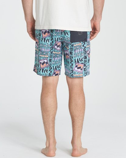 5 Sundays LT Boardshorts Blue M142TBSU Billabong