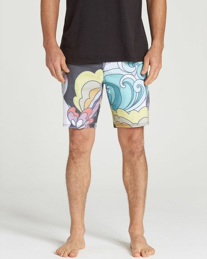 3 Sundays LT Boardshorts  M142TBSU Billabong
