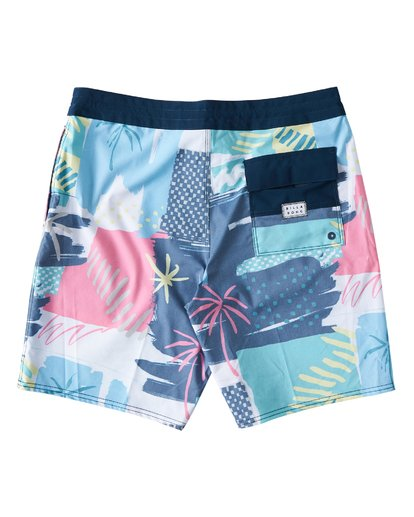 1 Sundays LT Boardshorts Blue M142VBSU Billabong