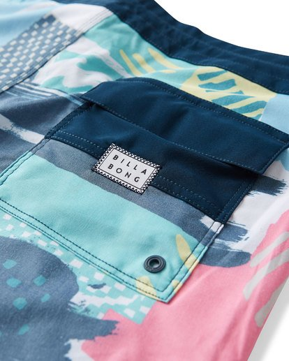 5 Sundays LT Boardshorts Blue M142VBSU Billabong
