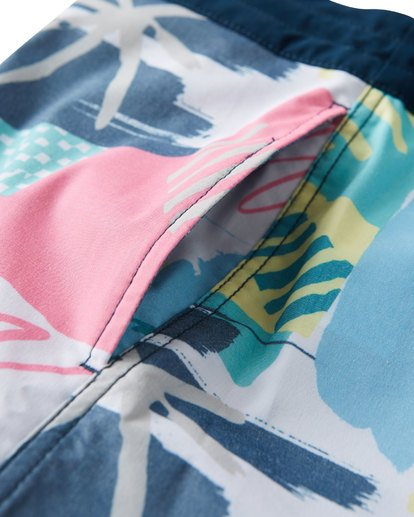 6 Sundays LT Boardshorts Blue M142VBSU Billabong