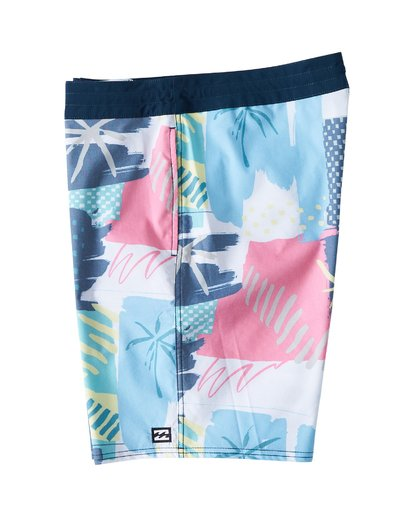 3 Sundays LT Boardshorts Blue M142VBSU Billabong