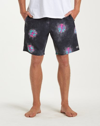 6 Sundays LT Boardshorts Black M142VBSU Billabong