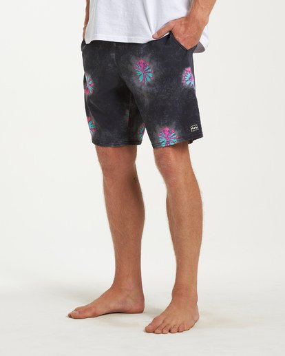 7 Sundays LT Boardshorts Black M142VBSU Billabong