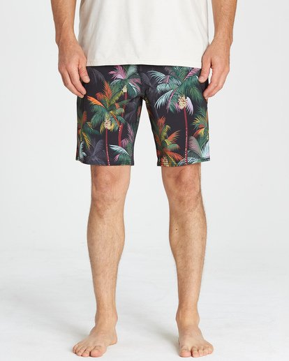 7 Sundays LT Boardshorts Blue M142VBSU Billabong
