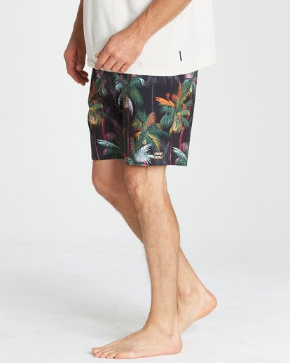 9 Sundays LT Boardshorts Blue M142VBSU Billabong