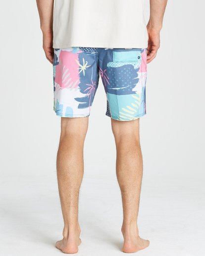11 Sundays LT Boardshorts Blue M142VBSU Billabong