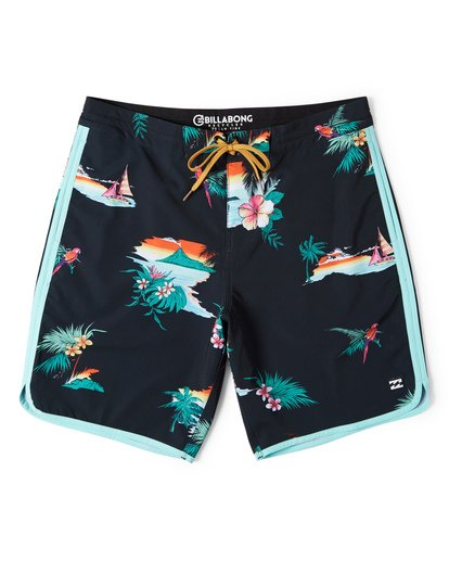 0 73 Lineup LT Boardshorts Black M143TBSL Billabong