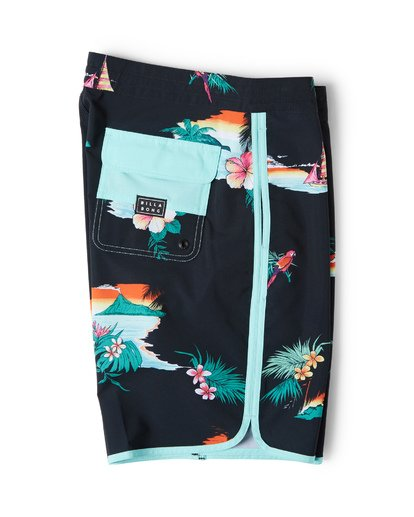 2 73 Lineup LT Boardshorts Black M143TBSL Billabong