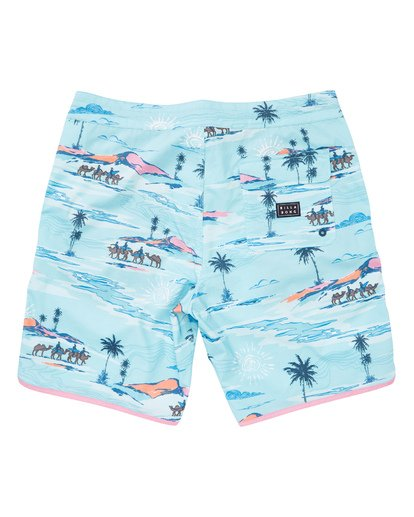 1 73 Lineup LT Boarshorts Blue M143TBSL Billabong