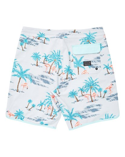 1 73 Lineup LT Boardshorts Grey M143TBSL Billabong