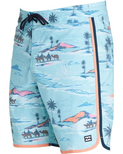 2 73 Lineup LT Boarshorts Blue M143TBSL Billabong