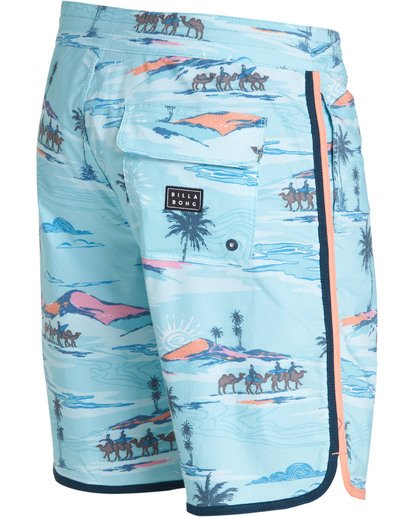3 73 Lineup LT Boarshorts Blue M143TBSL Billabong