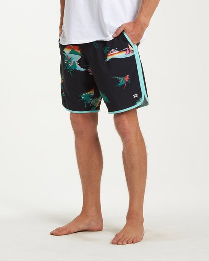 7 73 Lineup LT Boardshorts Black M143TBSL Billabong