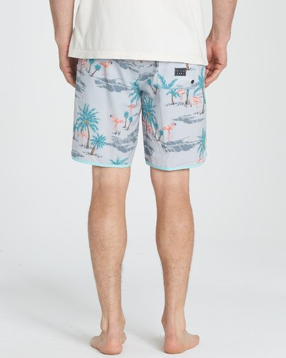 5 73 Lineup LT Boardshorts Grey M143TBSL Billabong