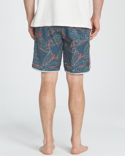 5 73 Lineup LT Boardshorts Blue M143TBSL Billabong