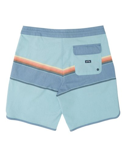1 73 Spinner Lo Tides Boardshorts Blue M1441BSL Billabong