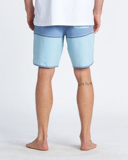 4 73 Spinner Lo Tides Boardshorts Blue M1441BSL Billabong
