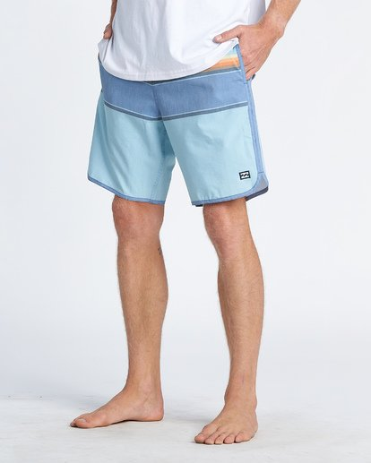 3 73 Spinner Lo Tides Boardshorts Blue M1441BSL Billabong