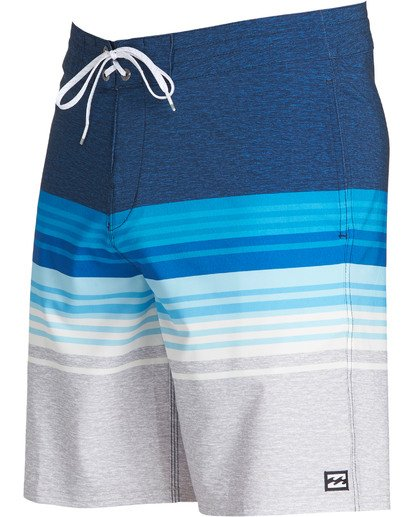 2 Spinner LT Boardshorts Blue M144TBSP Billabong