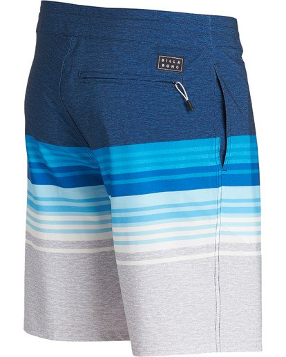 3 Spinner LT Boardshorts Blue M144TBSP Billabong